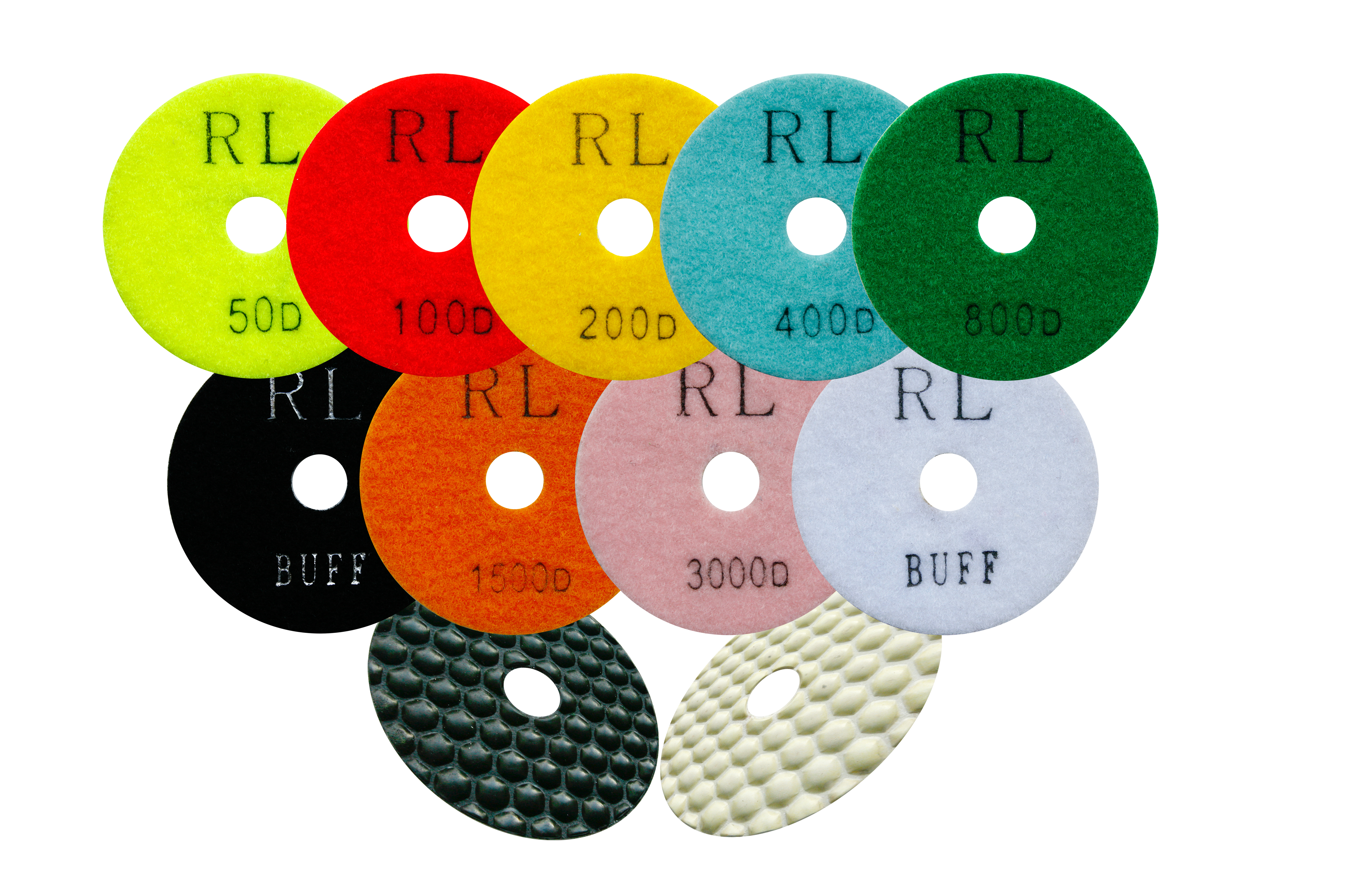 Dry Use Diamond Polishing Pads